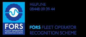 FORS - Fleet Operator Recognition Scheme Logo