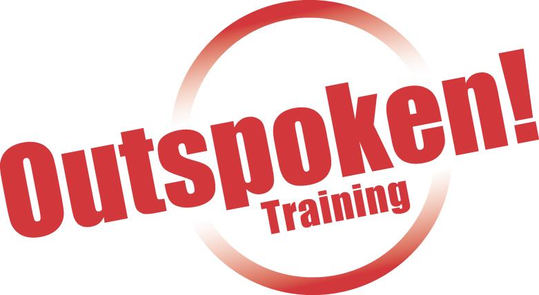 training logo red