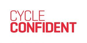 cycle confident