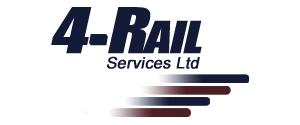 4 rail services logo