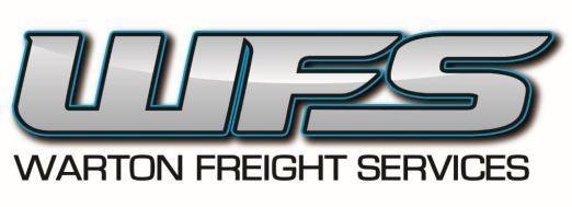 Warton freight services logo