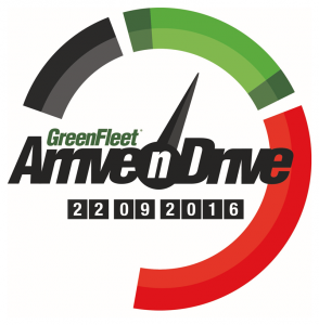 Arrive and Drive Logo 2016