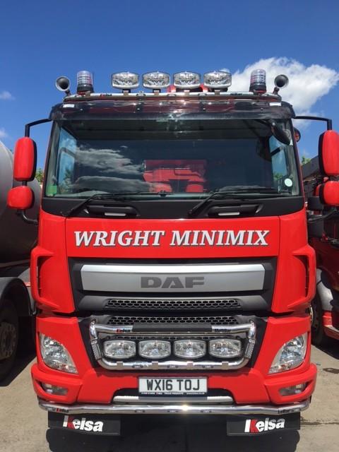 wright minimix x2