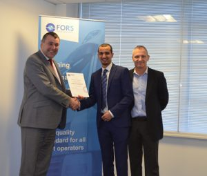 600th FORS Practitioner - small