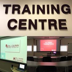 MJ Quinn - Training Centre re-sized