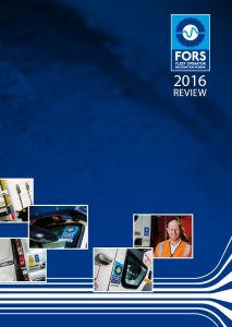 FORS Annual Review 2016