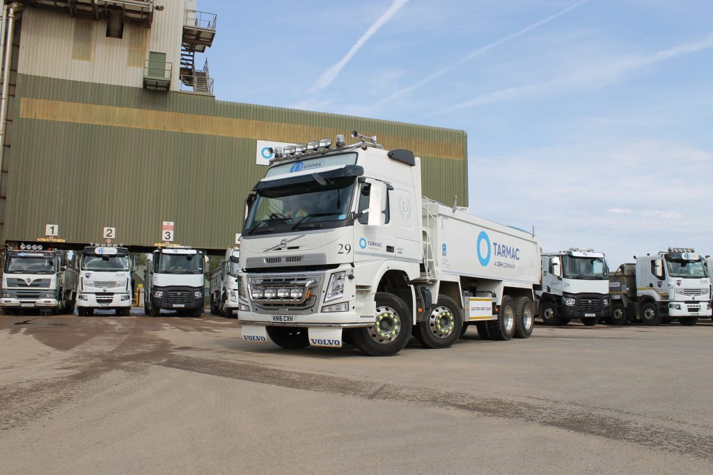 Dunnes Lorry 2