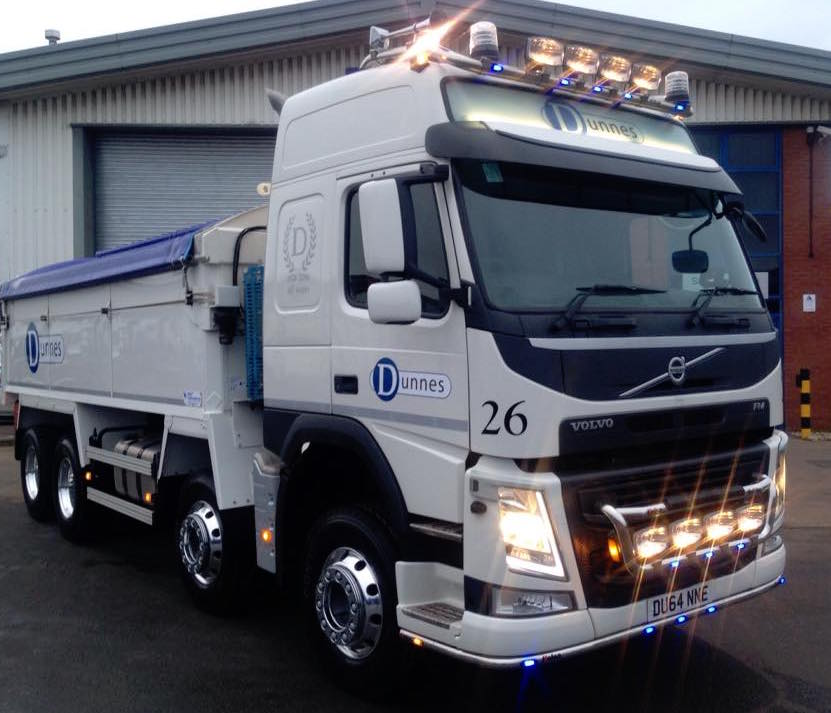 Dunnes lorry 1