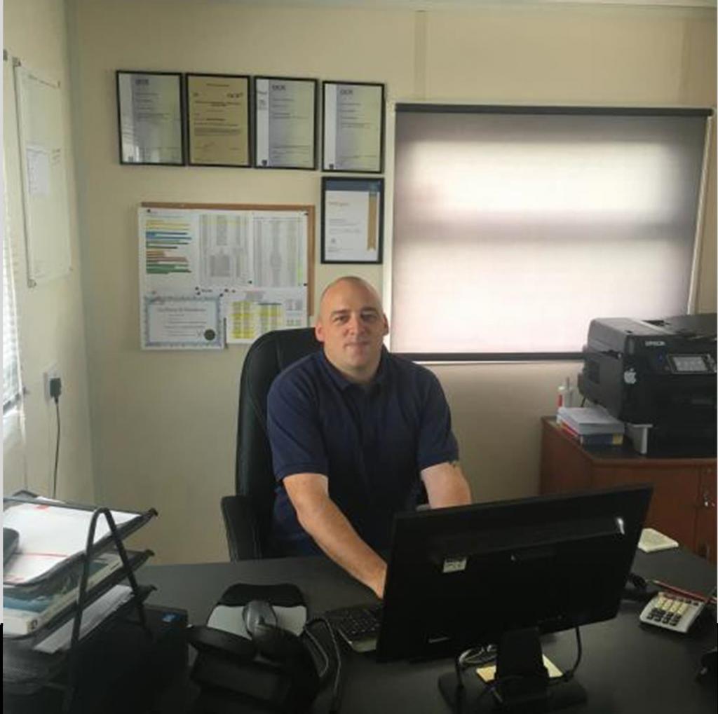 kingman services employee