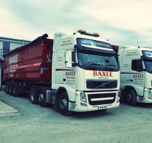 Baxle Ltd – Going for Gold - FORS - Fleet Operator Recognition Scheme