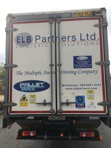 ELB Partners Ltd - 2018 FORS case study - FORS - Fleet