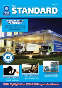 FORS Newsletter Autumn 2021 Cover Page
